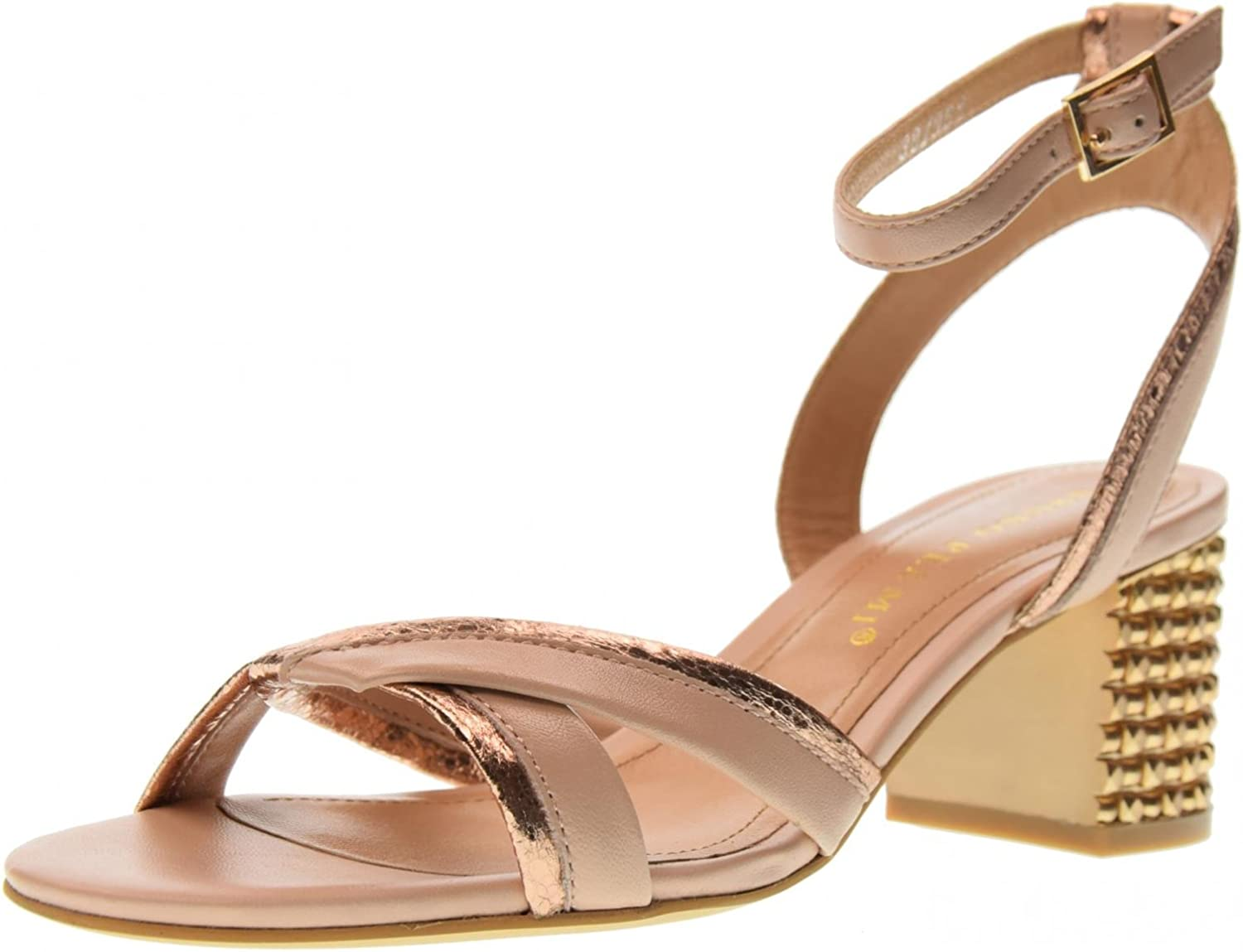 Bruno Premi shoes Woman Sandals with Heel R1000P pink