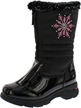 totes Girl's Juno Front Zip Cold Weather Boot