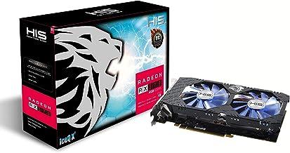 HIS AMD Radeon RX 570 IceQ X² OC GDDR5 4GB 256-bit PCIe 3.0 X16, 1x HDMI 3X Displayport (Renewed)