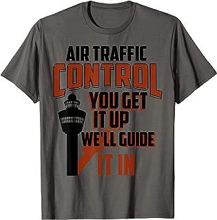Air Traffic Control | Cute Flight Director Funny Plane Gift T-Shirt
