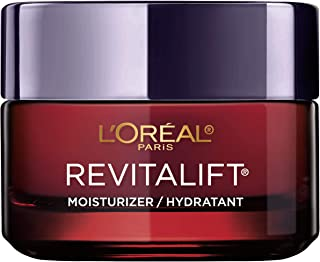 Face Moisturizer by L'Oreal Paris Skin Care I Revitalift Triple Power Anti-Aging Face Cream with Pro Retinol, Hyaluronic Acid and Vitamin C I 1.7 Oz.