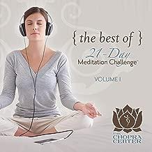 Best of Chopra Center 21-Day Meditation 1