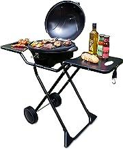Suntec Wellness 29295 BBQ-9295 Elektrische grill, 18/10 staal