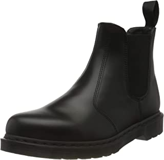 Dr.Martens Unisex 2976 Mono Smooth Leather Bottes