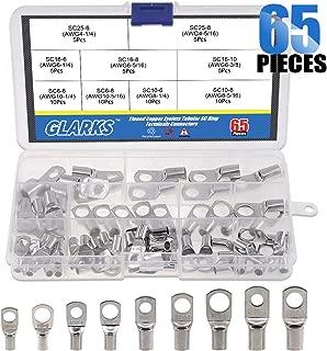 ring lug sizes