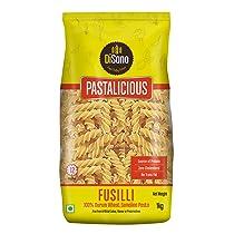 DiSano Pastalicious 100% Durum Wheat Fusilli Pasta, 1kg