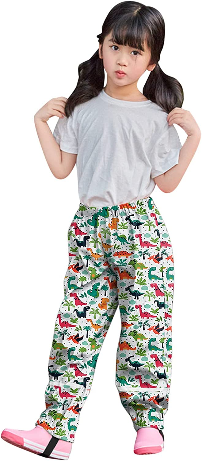 Ranking TOP12 Children Kids Trousers Baby Boys Rain Girls Albuquerque Mall Windproof Dungarees
