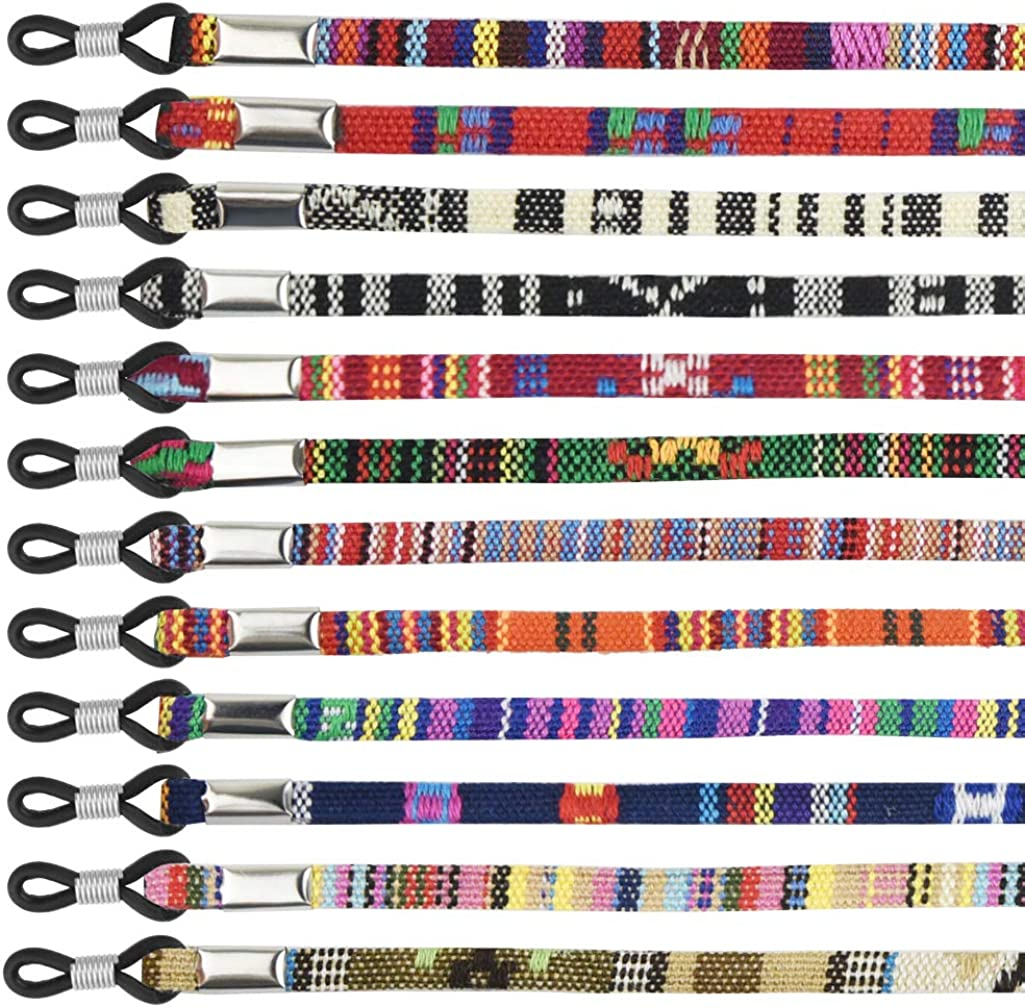 12 Pieces Glasses Strap Sunglass 2021 new Max 57% OFF Straps Retainer Eyewear