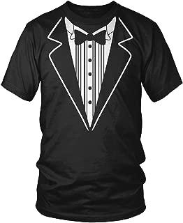 Men's Tuxedo Tux T-Shirt