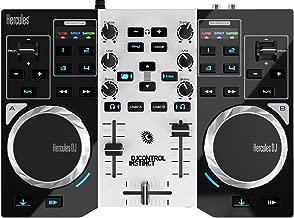 Hercules DJ Control Instinct S Series Party Pack (versione nuova, controller DJ a 2 piani, Soundkarte integrato, LED Party Light USB, DJUCED 18 °, PC / Mac)