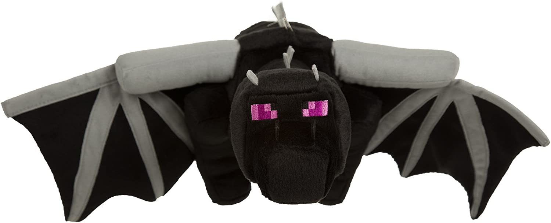 JINX Minecraft 24  Ender Dragon Deluxe Plush Stuffed Toy