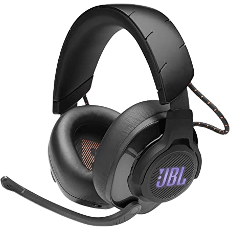JBL Quantum 600, Wireless Over-Ear Performance Gaming Headset, Black