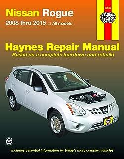 Nissan Rogue 2008 thru 2015 all model (Haynes Repair Manual)