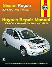 nissan rogue service manual