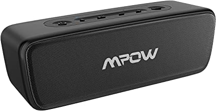 بلندگو بلوتوث Mpow SoundHot R6 ، بلندگو ضد آب ضد آب IPX7 با استریو باس و Hi-Fi ، بلندگو بی سیم قابل حمل با پخش 24 ساعته ، جفت استریو بی سیم ، برای خانه ، مهمانی ، پیک نیک