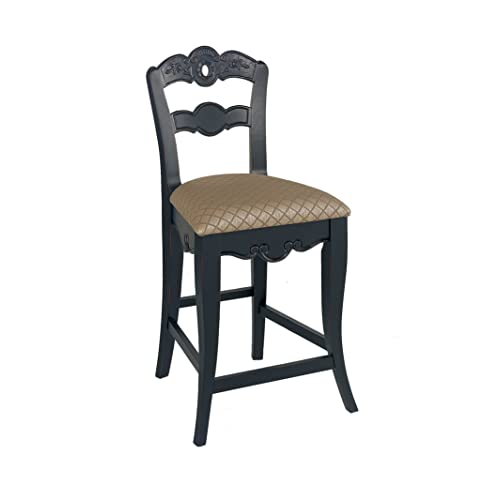 info for 4b44a 14c4a French Country Bar Stool: Amazon.com