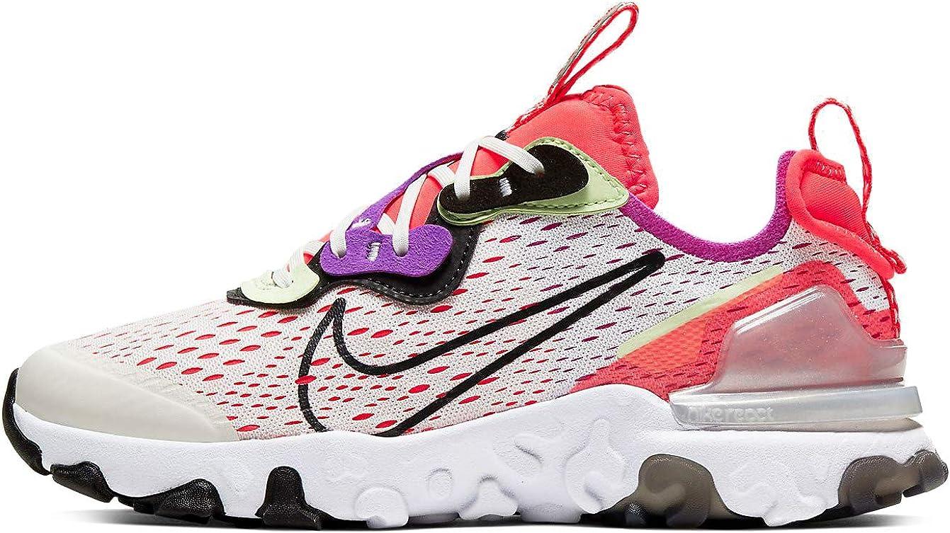 Nike React Vision (gs) Big Kids Casual Running ShoeCd6888-102