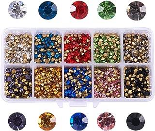 chaton crystal rhinestones