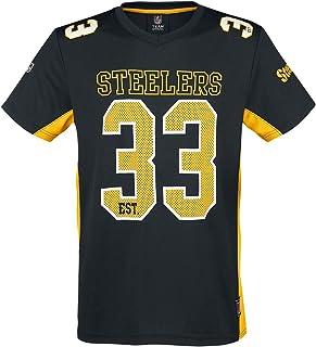 NFL Pittsburgh Steelers Camiseta Negro L