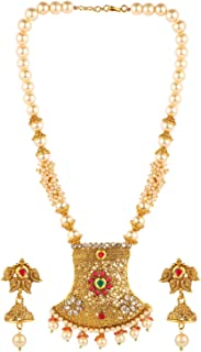 temple jewellery choker necklace