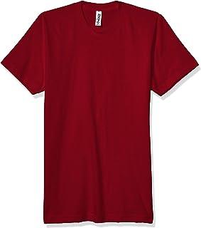 Marky G Apparel Unisex-Adult AMAP-2001W Fine Jersey Short-Sleeve T-Shirt Short Sleeve T-Shirt