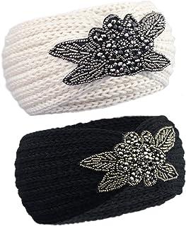 Amazon.co.uk: twisted knotted headband