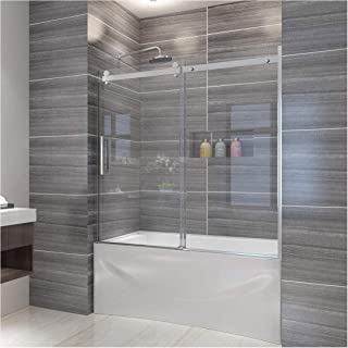 Best shower glass panel for bath Reviews