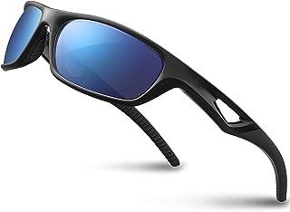 RIVBOS Polarized Sports Sunglasses Driving Glasses Shades...