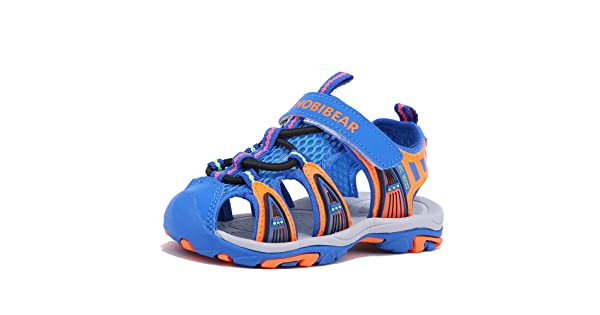 CIOR Fantiny Girl/'s Boys Sports/Sandals/Open Toe/Athletic Beach Shoes/ Toddler//Little Kid//Big Kid