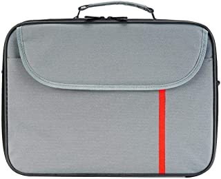 Laptop bag, Shoulder Laptop Bag size 14.1 inch, Grey DZ-2050