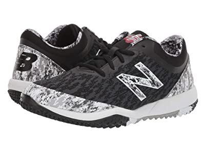 New Balance 4040v5 Turf (Pedroia Camo Black) Men