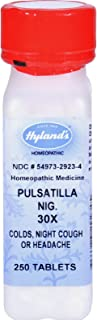 Hyland's Pulsatilla 30x - 250 Tablets by Hyland's Homeopathic