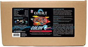 Cobalt Aquatics Color Flake, 10 lb