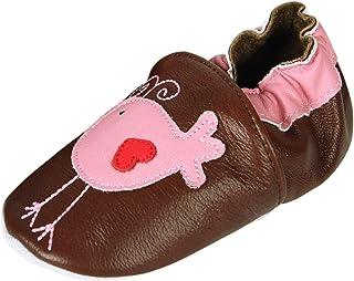 8c219dd06759b CHIC-CHIC- Chaussures Bébé - Chaussons Bébé - Chaussons Cuir Souple - Chaussures  Cuir