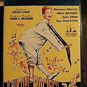 South Pacific [USA] [VHS]: Amazon.es: Rossano Brazzi, Mitzi ...