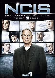 NCIS ネイビー犯罪捜査班 シーズン10 DVD-BOX Part1(6枚組)