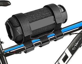 Caudblor Portable Bike Speaker Mount, Adjustable Wireless...