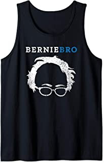 Bernie Sanders for President 2020 Distressed Bernie Bro Tank Top