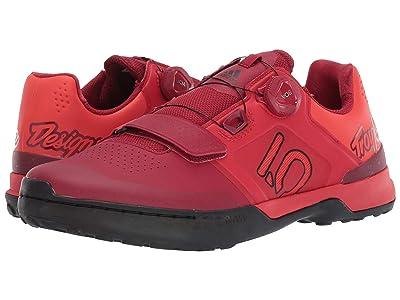 Five Ten Kestrel Pro Boa TLD (Strong Red/Black/Hi-Res Red) Men