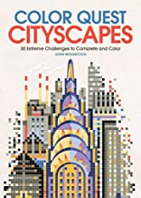Color Quest: Cityscapes: 30 Extreme Challenges to Complete and Color PDF