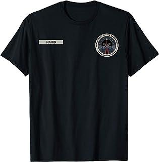 Netflix Space Force Naird Badge T-Shirt