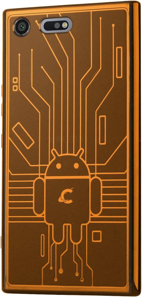 Cruzerlite Cell Phone Case for Sony Xperia XZ Premium - Orange