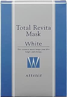 Attenir Total Revita Mask 25 mL × 4 Pack Facial Mask Japan