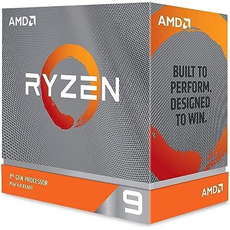 AMD Ryzen 9 3900XT 12-core, 24-Threads Unlocked Desktop Processor Without Cooler (Renewed)