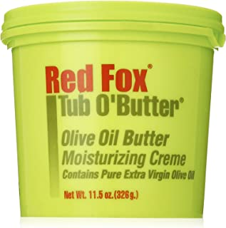 Red Fox Tub O Butter Olive Oil, 11.5 Ounce by Atlas Ethnic