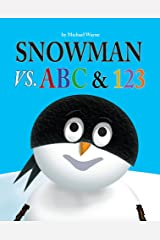 Snowman vs. ABC & 123 Kindle Edition