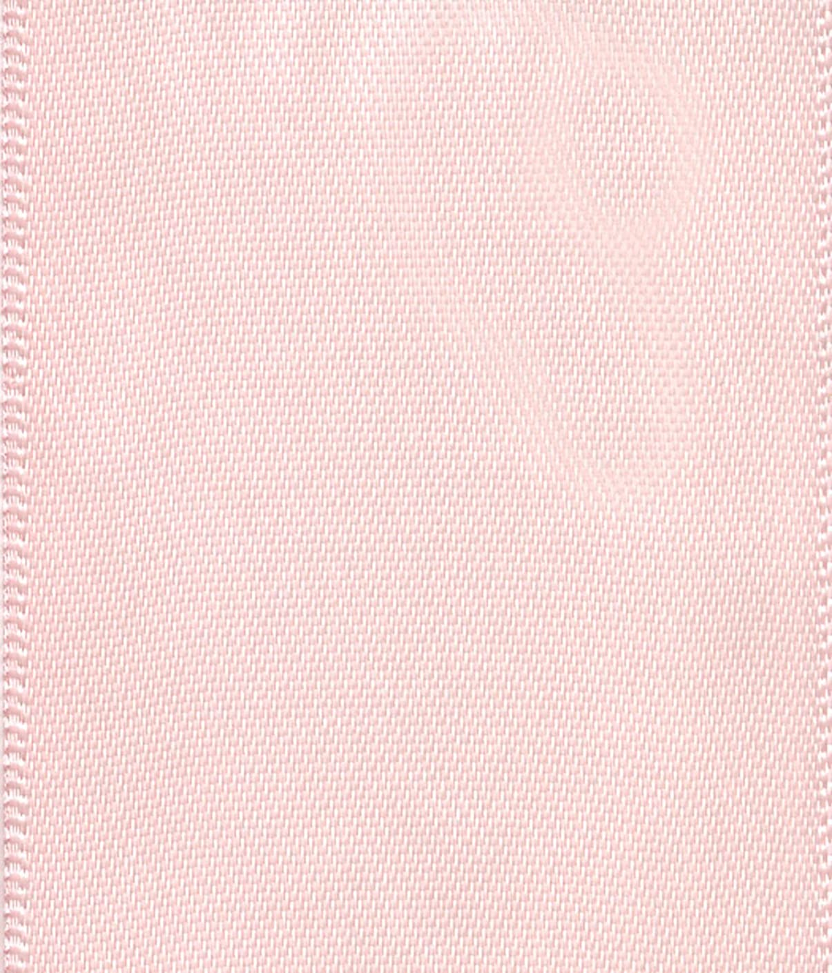 Entertaining with Caspari Solid Decorative Ribbon, Light Pink