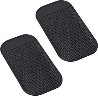 Radar Detector Dash Mat - Anti-Slip Magic Pad, Car Dashboard Non Slip Mat Dashboard Magic Mounting Pad for Radar Detector ...