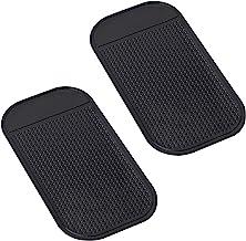Radar Detector Dash Mat - Anti-Slip Magic Pad, Car Dashboard Non Slip Mat Dashboard Magic Mounting Pad for Radar Detector ...