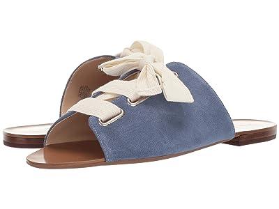 SOLE / SOCIETY Marinn (Blue Jean/Cream) Women